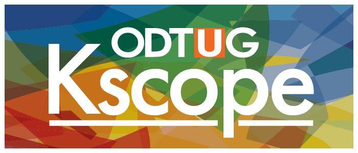 Just Added: New Oracle Presentations at the ODTUG Kscope21 Virtual Event!